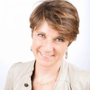 Carine Mudry fondatrice d'Ekia Cosmetiques bi et naturels