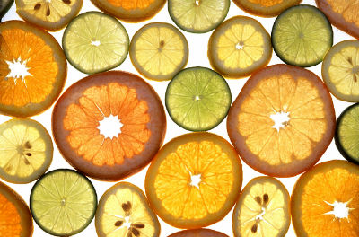 Actif naturel extrait de fruits antioxydants