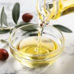 Huile d'olive riche en polyphénols