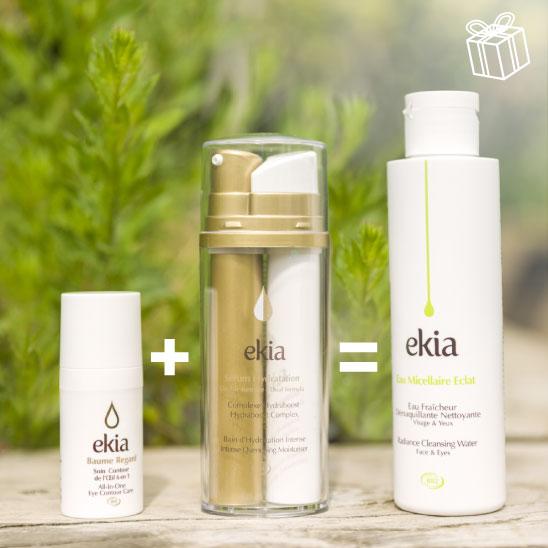 La gamme de produit Ekia, expert des peaux matures