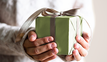 Des cadeaux pour récompenser votre fidélité